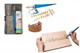 Asigo Kit V2 24 pièces : Avis et test d'un pyrograveur pas cher